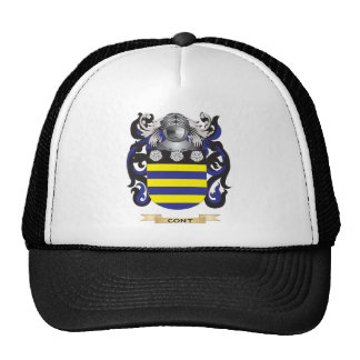 Cont Coat of Arms Trucker Hat