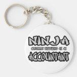 Contable de Ninja… Llaveros Personalizados
