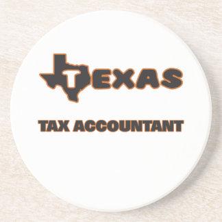Contable del impuesto de Tejas Posavasos Manualidades