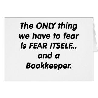 contable del miedo felicitación