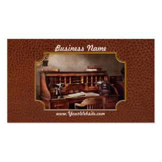 Contable - empresa de contabilidad tarjetas de visita