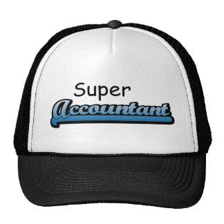 Contable estupendo gorra