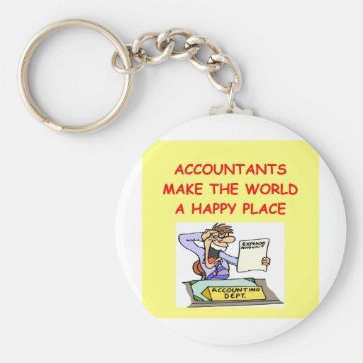 contables llavero redondo tipo pin