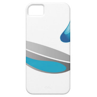 Contact lens with solution iPhone 5 cover