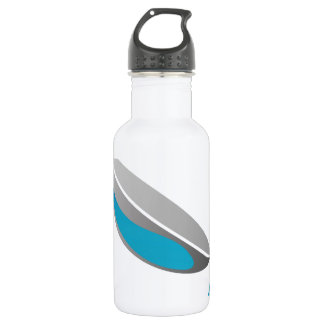 Contact lens with solution droplet stainless steel water bottle