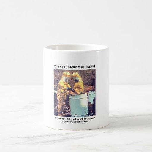 contact-your-local-hazmat-team coffee mug