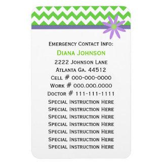 Contacto de la emergencia: Imán del premio de la n