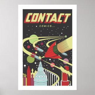 Contacto Póster