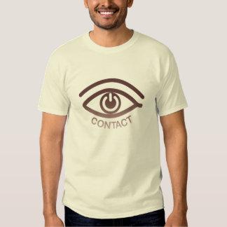 Contacto visual poleras
