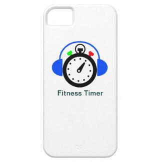 Contador de tiempo de la aptitud iPhone 5 cobertura