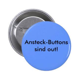 contagiar Button son out! Pin Redondo 5 Cm