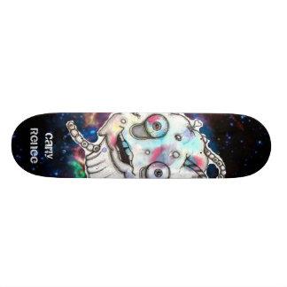 Contagious Cupcake Skateboard, Carly Renee Skateboard