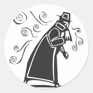 Contagious Flu 1 Sticker