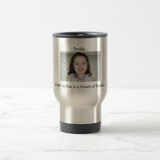 Contagious Smile Travel Mug
