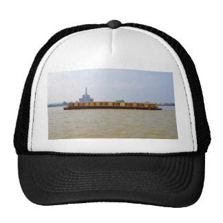 Container Barge Trucker Hat