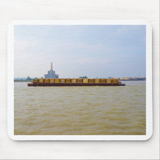 Container Barge Mouse Pad