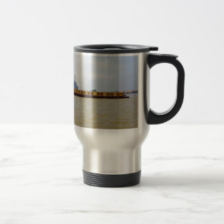 Container Barge Coffee Mug