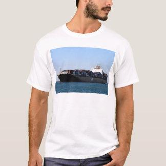 Container cargo ship 6 T-Shirt