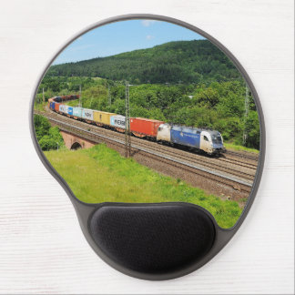 Container course in Gemünden at the Main Gel Mouse Pad