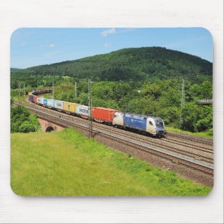Container course in Gemünden at the Main Mouse Pad