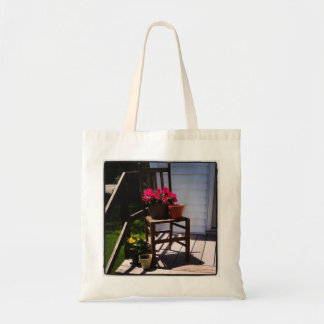 Container Garden Themed Tote Bag