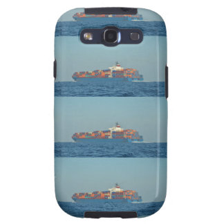 Container Ship APL CHILE Samsung Galaxy SIII Cover