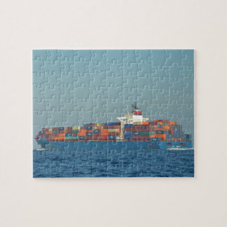 Container Ship APL CHILE Puzzle