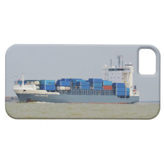 Container Ship Emily Borchard iPhone 5 Cases