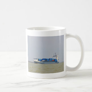 Container Ship Emily Borchard Coffee Mug