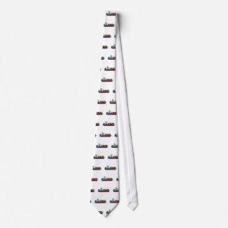 Container Ship Neck Tie