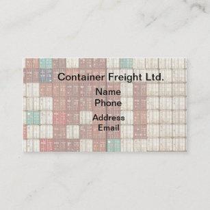 Import Export Business Cards Zazzle