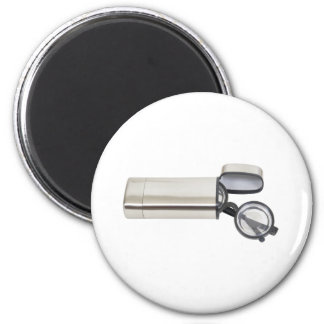 ContainerOfSmart080509 2 Inch Round Magnet