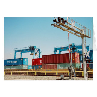 Containers in Port Card