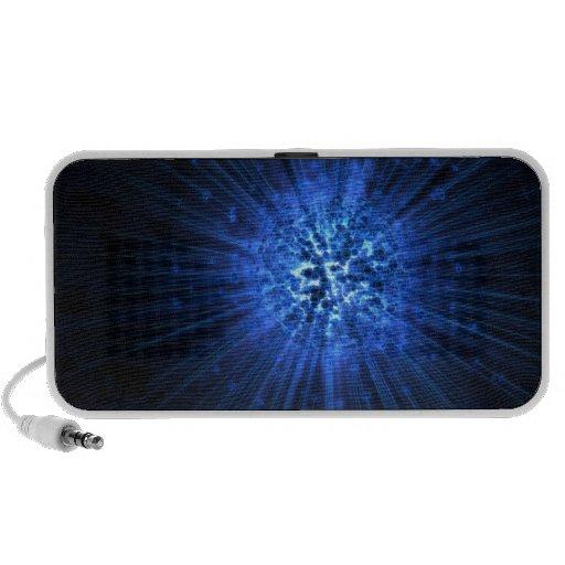 Containment Laptop Speakers