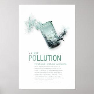 Contaminación del límite: Posters del principio de