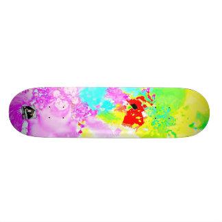 Contamination Skateboard Deck
