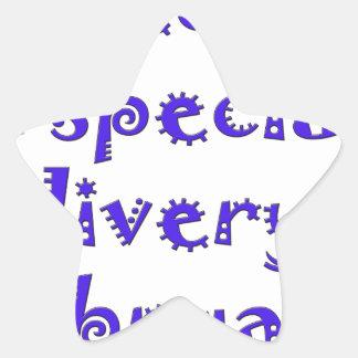 contando con una entrega especial en febrero .png pegatina en forma de estrella