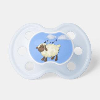 """Contando ovejas"" 0-6 meses de pacificador de Chupetes Para Bebés"