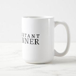 Contant Runner Coffee Mug