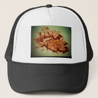 Conte sketch by Hart Trucker Hat