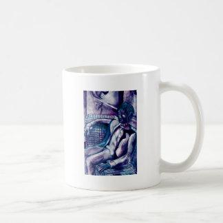 Contemplating Comfort Mug