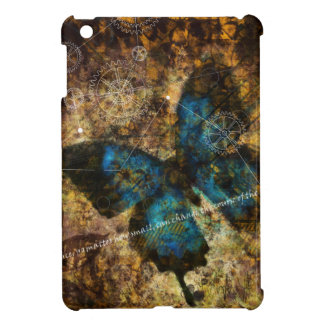 Contemplating The Butterfly Effect iPad Mini Case