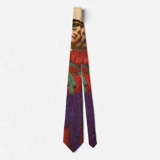 Contemplation 1922 neck tie