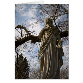Contemplation Stationery Note Card