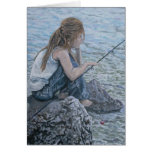 Contemplation Greeting Cards