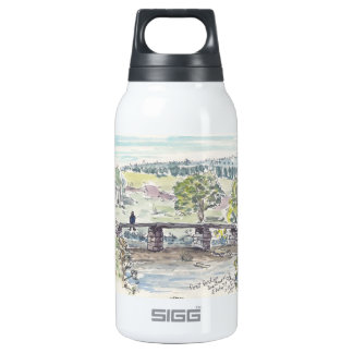 Contemplation Insulated Water Bottle