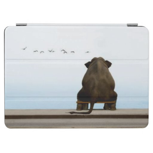 Contemplation iPad Air Cover