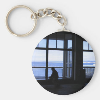 Contemplation Keychain