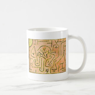 Contemplation - Paul Klee Coffee Mug