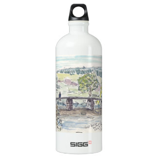 Contemplation SIGG Traveler 1.0L Water Bottle